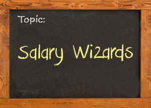 salary wizards - Goldbeck's Blog
